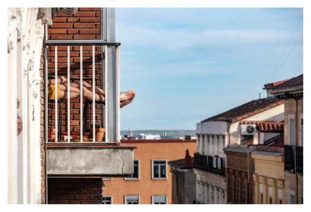 Confinados en Madrid, 018, ©Luis Pita Moreno