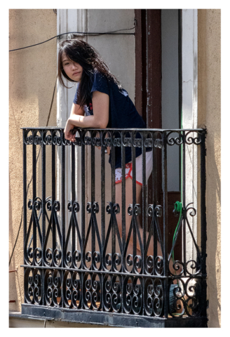 Confinados en Madrid, 020, ©Luis Pita Moreno