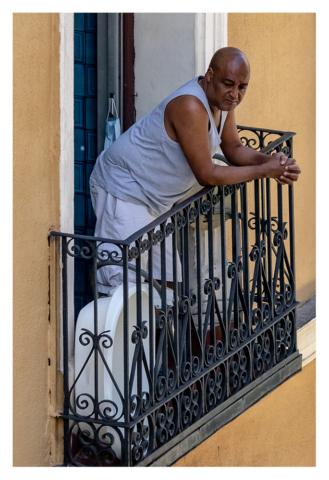 Confinados en Madrid, 025, ©Luis Pita Moreno