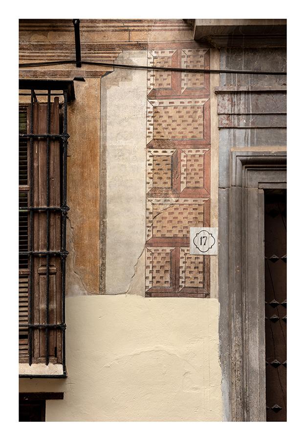 Luis Pita Moreno   Paredes de Granada 003   Walls of Granada   (2020)