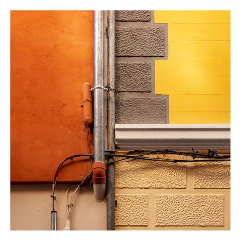 Luis Pita Moreno   Paredes de Granada 004   Walls of Granada   (2020)