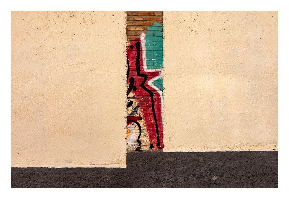 Luis Pita Moreno   Paredes de Granada 006   Walls of Granada   (2020)