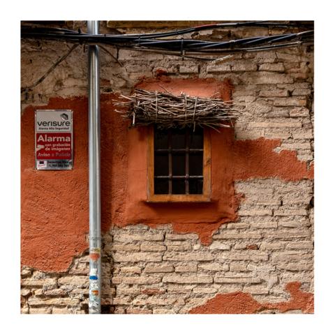 Luis Pita Moreno   Paredes de Granada 016   Walls of Granada   (2020)