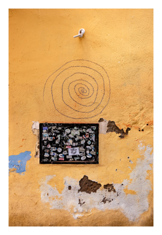 Luis Pita Moreno   Paredes de Granada 017   Walls of Granada   (2020)