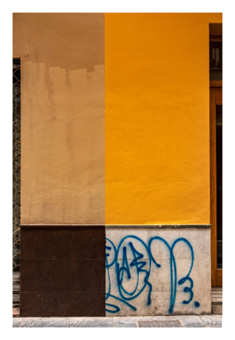 Luis Pita Moreno   Paredes de Granada 015   Walls of Granada   (2020)