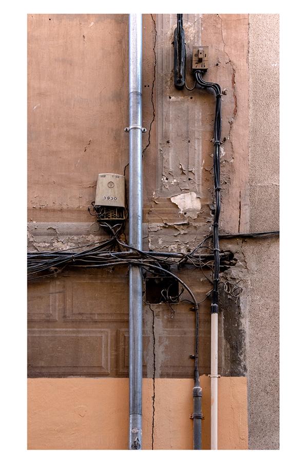 Luis Pita Moreno   Paredes de Granada 013   Walls of Granada   (2020)