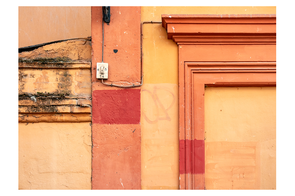 Luis Pita Moreno   Paredes de Granada 021   Walls of Granada   (2020)