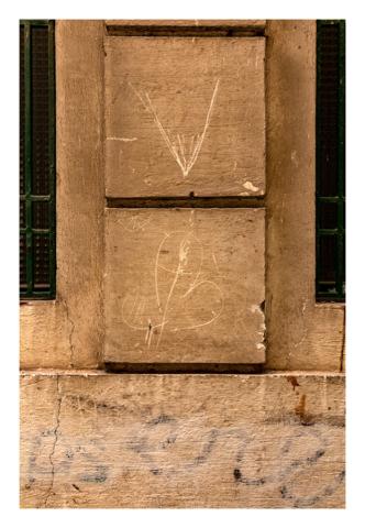 Luis Pita Moreno   Paredes de Granada 024   Walls of Granada   (2020)