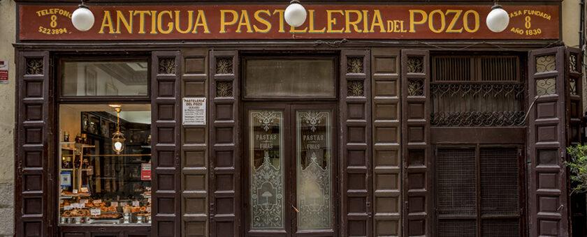 Comercios Históricos de Madrid | ©2021 Luis Pita Moreno